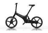 Gocycle G3R e-Bike (Elektrofahrrad)- Base Pack, matt-black/black