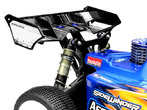Illuzion - Finnisher - 1/8th Buggy /   Truggy Spoiler mit Gurney Option (weiss)