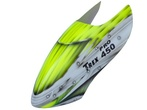 Kabinenhaube T-Rex 450 Pro Yellow Assassin Fusuno