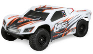 LOSI Tenacity SCT 4WD Short Course Truck AVC 1:10 RTR (weiss/orange)