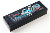 LiPo Pack nVision Factory Pro Lipo 6000 100C 7.4V Tubes