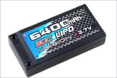 LiPo Pack nVision Factory Pro Lipo 6400 90C 3.7V 1S Tubes