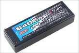 LiPo Pack nVision Factory Pro Lipo 6400 90C 7,4V 2S Tubes