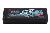 LiPo Pack nVision Factory Pro Lipo 7200 100C 7.4V Tubes