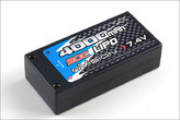 LiPo Pack nVision Factory Pro Lipo Shorty 4000 90C 7,4V 2S Tubes