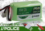 LiPolice Greenline 30C New Light Edition 350/2S 7,4V