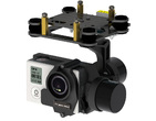 MODSTER 2D Brushless Gimbal Airplane für GoPro