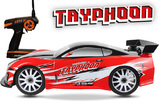 MODSTER Tayphoon 1:8 4WD RTR 2.4 GHz brushless
