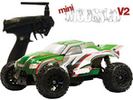 Mini MODSTER V2 Monster Truck RTR 4WD 1:18