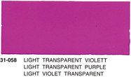 Oralight transparent violett