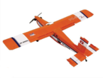 Pilatus PC-6 ARF 1640 mm orange