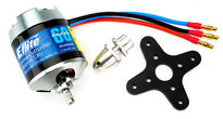 Power 60 Brushless Outrunner Motor, 470Kv