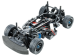 RC M-07 Con. Chassis Kit WB225/239