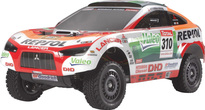 RC Mitsubishi Racing Lancer - DF01