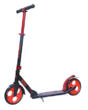 Scooter Motion 200 low deck Red-Black