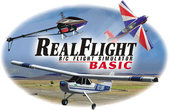 Simulator RealFlight Basic Mode 2