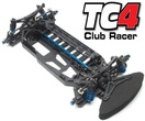 TC4 CR Tourenwagen 4WD, 1:10, Elektro TEAM ASSOCIATED