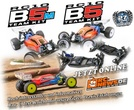 TEAM ASSOCIATED B5 2WD Buggy 1:10 TEAM Kit