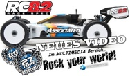 TEAM ASSOCIATED RC8.2 RS 1:8 Nitro 4WD-Buggy RTR 2.4G