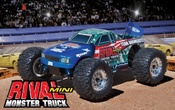 TEAM ASSOCIATED RIVAL MINI 1:18 4WD-Monster-Truck RTR