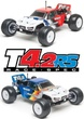 TEAM ASSOCIATED T4.2RS Brushless-2WD 1:10 Truggy RTR 2.4G