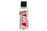 Team Corally - Shock Oil - Ultra Pure Silikon Stossdämpferöl - 500 CPS - 60ml / 2oz
