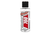 Team Corally - Shock Oil - Ultra Pure Silikon Stossdämpferöl - 700 CPS - 60ml / 2oz