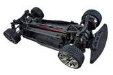 XXX-R S 1/10 4WD Electric Shaft Racing Car