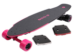 eSkateboard Yuneec E-GO2 Hott Pink - Set mit LED light