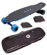eSkateboard Yuneec E-GO2 Royal Wave (blau) - Set mit E-GO2 Board-Tasche (Rucksack) und LED light